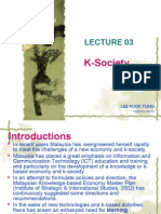 Lecture ICT 03