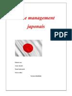 le système de management japonais