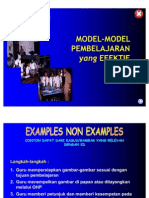 14 Model Pembelajaran Efektif