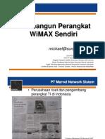 Membuat Wimax