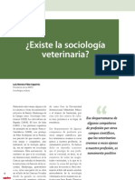 sociologia veterinaria