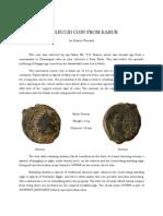 A Seleucid Coin From Karur