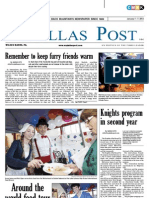 The Dallas Post 01-01-2012