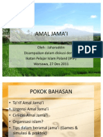 Amal Jama'i.  by Jahar&reza F
