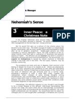 Nehemiah's Sense3