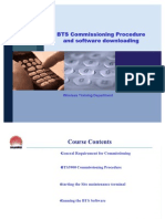 BTS Commissioning and Software Loading Part2