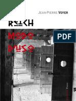 Jean-Pierre VOYER, Reich Modo d'uso