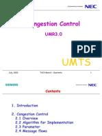 Congestion Control UMR3.0