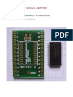 SOIC24 adapter