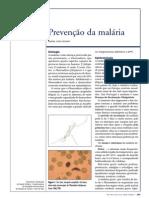 Prevenção da malária