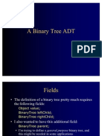 18 Binary Tree Adt