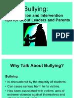 BSA bullyingprevention
