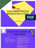 Las Competencias Básicas en la ESO