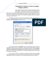 Servicio para compartir archivos en redes con equipos Windows XP
