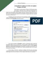 Servicio para compartir archivos en redes con equipos Windows XP