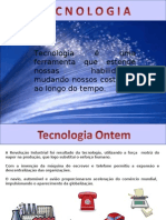 Tecnologia Administração
