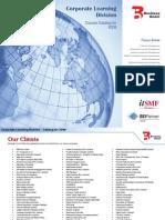 BB Training Catalog 2008 v1
