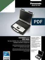 17964 CF31 Specsheet High End GB A4 v10