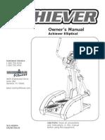 Ironman Achiever Elliptical Trainer
