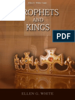 Prophets & Kings (Ellen G. White)