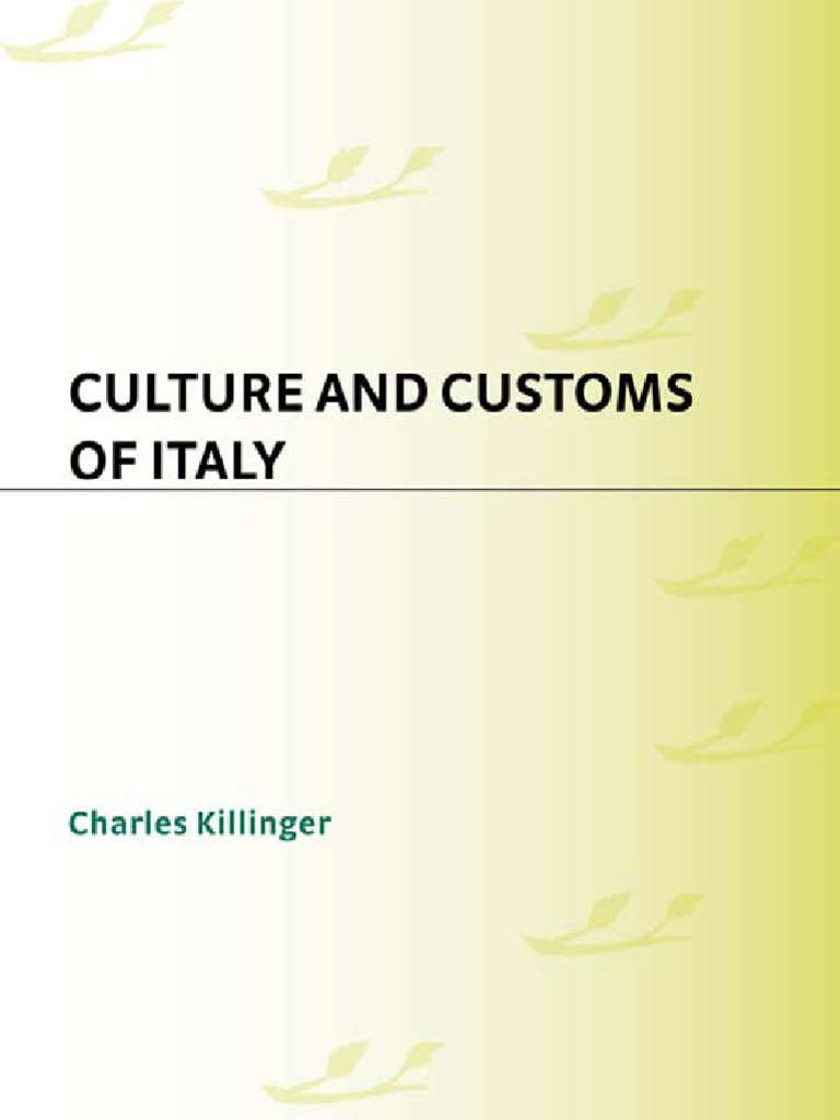0313324891 culture and customs of italy benito mussolini tuscany fandeluxe Choice Image
