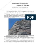 Sedimentos e Rochas Sediment Ares