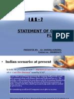 DbacIAS-7 Sataements of Cash Flows