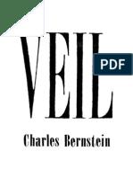 VEIL by Charles Bernstein