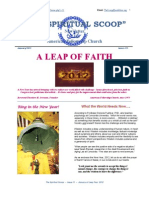 The Spiritual Scoop - Issue No. 11