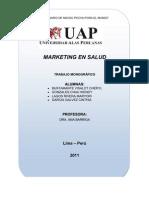 Monografia d Marketing