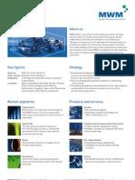 Mwm Factsheet 2011 En