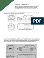 BMW 5 Touring Car Tutorial