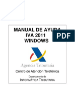 Manual de Ayuda de IVA 2011