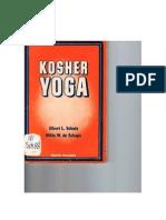 Albert Schutz - Kosher Yoga
