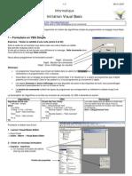 VBA Excel Initiation 1