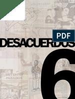 Desacuerdos, nº 06, 2011