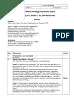 ESP Board (21) Minutes - 26.07.11