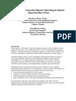 2010 NRAES Paper - Klaesi Digester