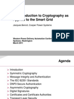 Cryptography and the Smart Grid PPT