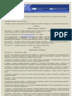 MARCO JURIDICO - Ley Nº 24.515 -INSTITUTO NACIONAL CONTRA LA DISCRIMINACION, LA XENOFOBIA Y EL RACISMO