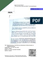 CO-Lection 2012.01 - ISEK-Vorbereitung (Aushang Amtstafel 15.11.2011)
