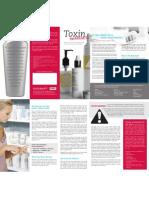 Toxin Awareness in Cosmetics