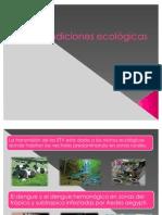Condiciones ecologicas
