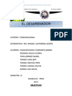 TRABAJO DESARENADOR