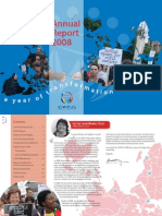 Annual Report 2008 - CIVICUS