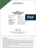 Diploma Entreprenurship