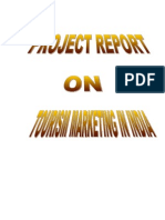 Study on Tourism Marketing in India PTS 6