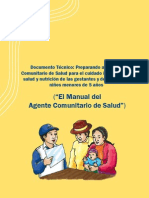 Manual Del Promotor de Salud