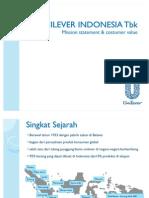 Pt Unilever Indonesia Tbk
