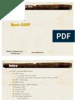 05-Basic OSPF v0.1